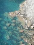 Mediterranean Coastline--photo Susan Katz Miller