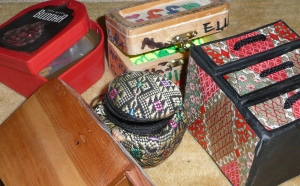 Little Boxes, photo Aimee Helen Miller