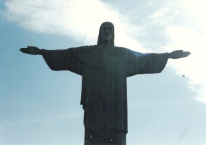 Rio de Janeiro, 1996, photo Susan Katz miller