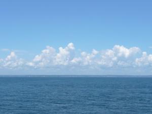 Blue Skies, photo Susan Katz Miller