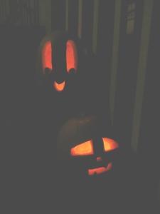 Pumpkin Carvings, photo Susan Katz Miller