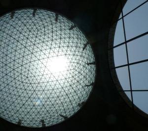 Dali Museum, Figueres, Spain, photo by Susan Katz Miller