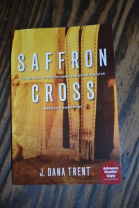 The Saffron Cross