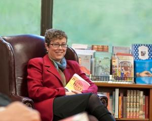 Susan Katz Miller at Politics & Prose, StephanieWilliamsImages