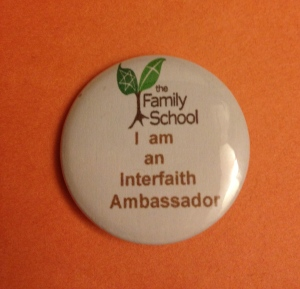 The Family School. I am an Interfaith Ambassador