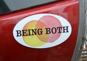 Being Both Car Magnet