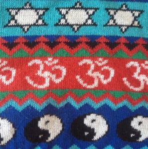 Interfaith Sweater by Susan Katz Miller