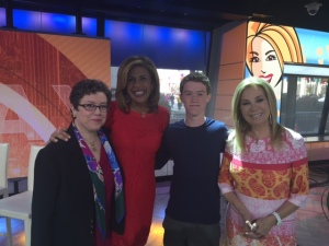 Today Show, Sue Hoda Ben Kathie