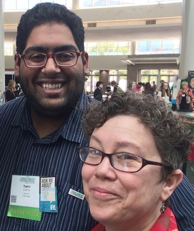 Tahil Sharma and Susan Katz Miller